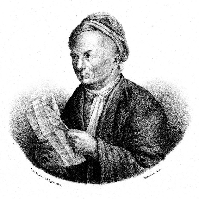 Gottfried August Homilius (c) Wikipedia - gemeinfrei